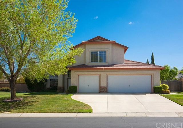 41072 Riverock Lane, Palmdale, CA 93551 (#SR18089786) :: RE/MAX Empire Properties
