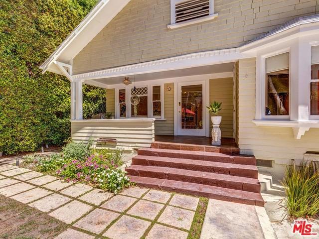 1326 N Las Palmas Avenue, Los Angeles (City), CA 90028 (#18334850) :: Bauhaus Realty