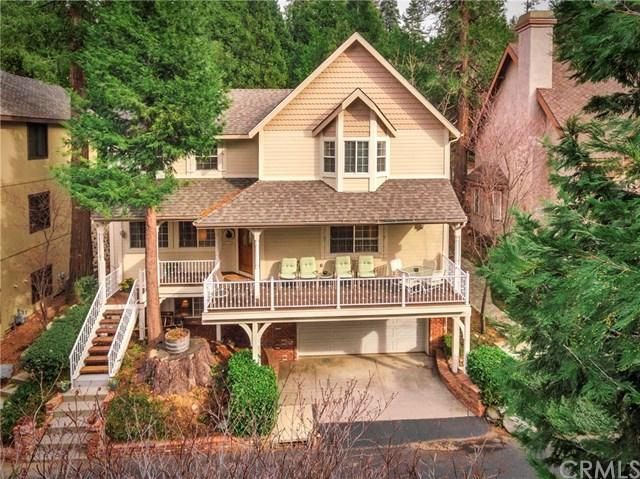 327 Garden Drive, Lake Arrowhead, CA 92352 (#EV18089906) :: RE/MAX Empire Properties