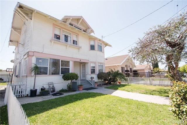 608 W 50th Street, Los Angeles (City), CA 90037 (#SR18089960) :: Bauhaus Realty