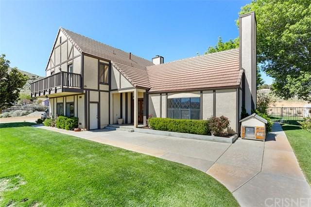 32145 42nd Street W, Acton, CA 93510 (#SR18089965) :: Bauhaus Realty
