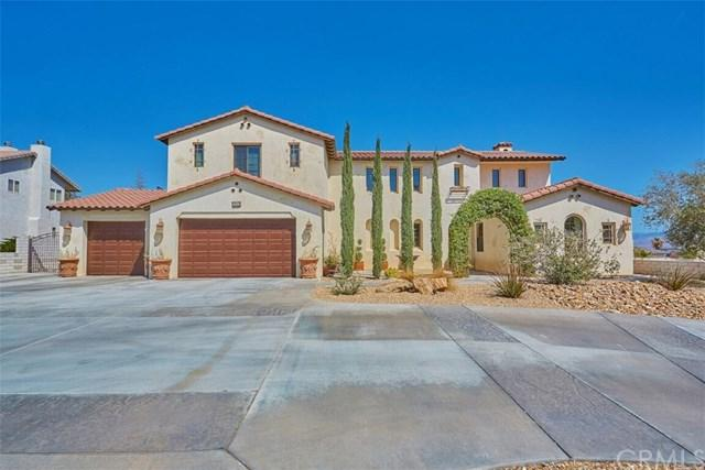 16343 Ridge View Drive, Apple Valley, CA 92307 (#CV18087487) :: RE/MAX Empire Properties