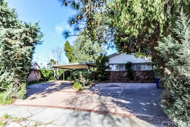 11241 Wish Avenue, Granada Hills, CA 91344 (#SR18090029) :: The Brad Korb Real Estate Group