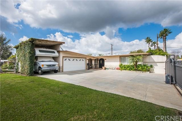 10877 Balboa Boulevard, Granada Hills, CA 91344 (#SR18090041) :: The Brad Korb Real Estate Group