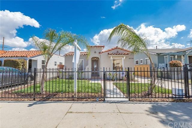 6014 8th Avenue, Los Angeles (City), CA 90043 (#DW18090051) :: Barnett Renderos