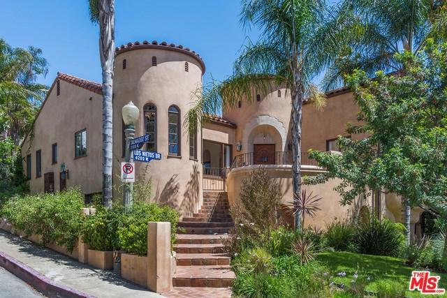2162 Talmadge Street, Los Angeles (City), CA 90027 (#18334602) :: Kristi Roberts Group, Inc.