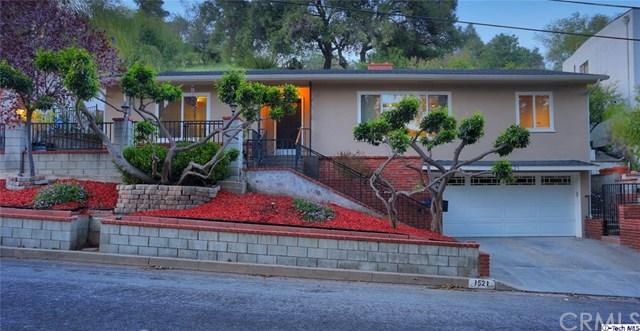 1521 Wabasso Way, Glendale, CA 91208 (#318001475) :: Kristi Roberts Group, Inc.