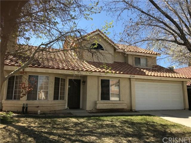 37109 Zinnia Street, Palmdale, CA 93550 (#SR18090268) :: RE/MAX Empire Properties