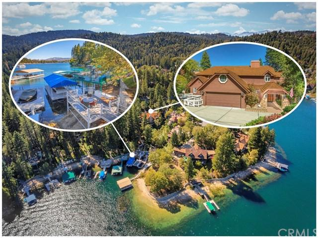 27720 Hamiltair Drive, Lake Arrowhead, CA 92352 (#EV18090300) :: RE/MAX Empire Properties