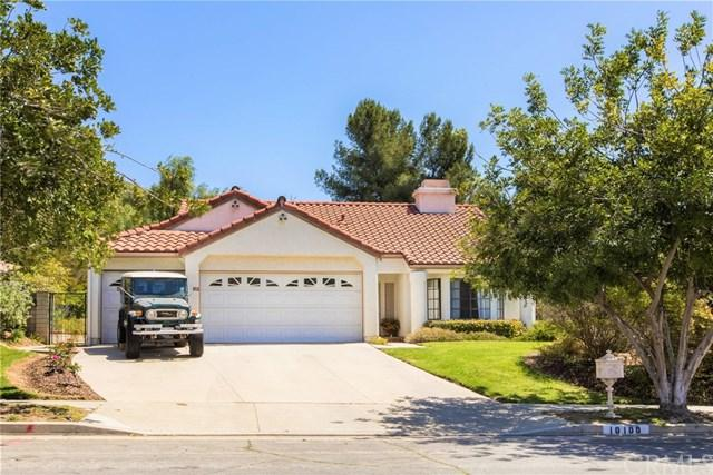 10100 Janetta Way, Shadow Hills, CA 91040 (#BB18090056) :: UNiQ Realty