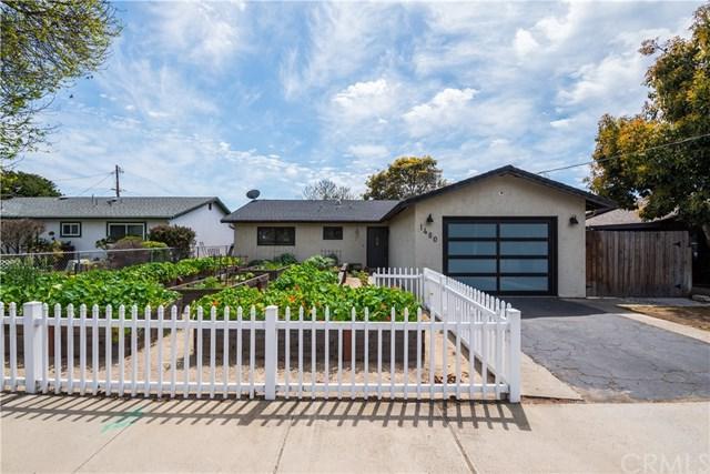 1480 Mentone Avenue, Grover Beach, CA 93433 (#PI18089894) :: Pismo Beach Homes Team