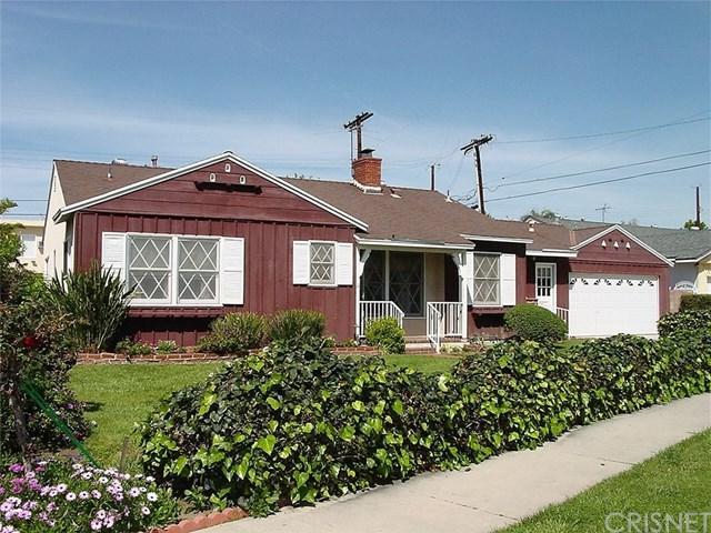 6855 Bevis Avenue, Van Nuys, CA 91405 (#SR18090239) :: Kristi Roberts Group, Inc.