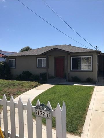 1287 Poplar Street, Arroyo Grande, CA 93420 (#PI18090541) :: Nest Central Coast