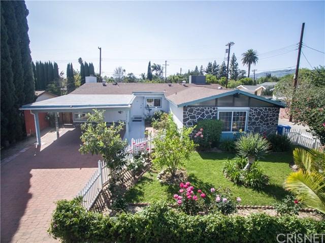 10645 Debra Avenue, Granada Hills, CA 91344 (#SR18090503) :: The Brad Korb Real Estate Group