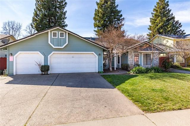 2345 Tiffany Way, Chico, CA 95926 (#SN18090171) :: The Laffins Real Estate Team
