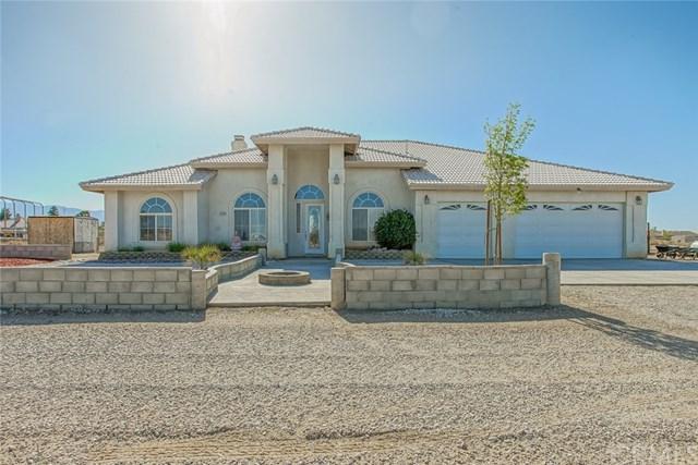 10582 Columbine Road, Oak Hills, CA 92344 (#IG18087361) :: RE/MAX Empire Properties