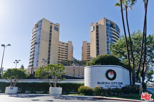 4267 Marina City #410, Marina Del Rey, CA 90292 (#18335294) :: The Marelly Group | Compass
