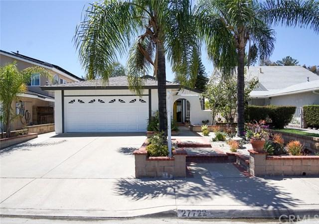 27722 Estepona, Mission Viejo, CA 92691 (#PW18088878) :: Z Team OC Real Estate