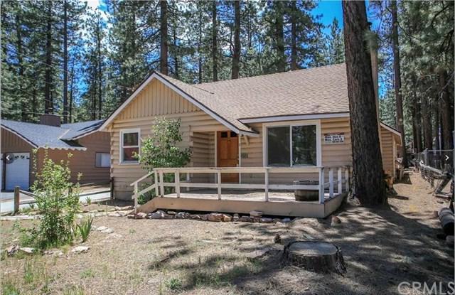 41593 Brownie Lane, Big Bear, CA 92315 (#EV18090692) :: UNiQ Realty