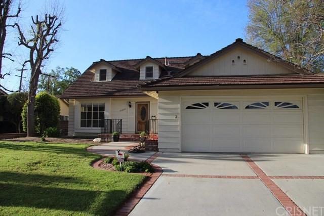 16820 Bircher Street, Granada Hills, CA 91344 (#SR18089853) :: The Brad Korb Real Estate Group