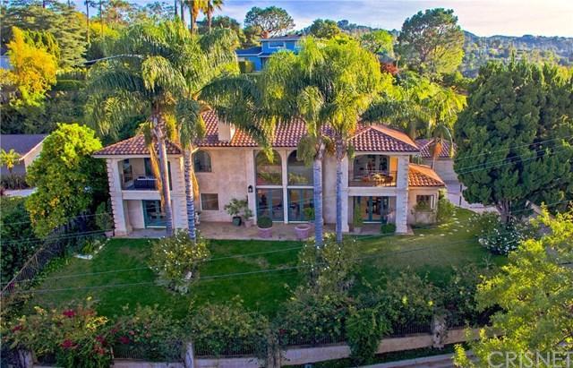 15450 Briarwood Drive, Sherman Oaks, CA 91403 (#SR18090090) :: The Brad Korb Real Estate Group