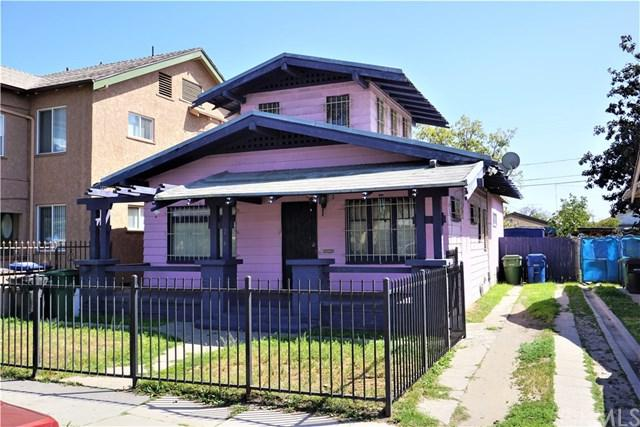 214 W 60th Street, Los Angeles (City), CA 90003 (#DW18088272) :: Ardent Real Estate Group, Inc.
