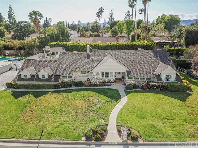 10113 Calvin Avenue, Northridge, CA 91324 (#SR18089882) :: The Brad Korb Real Estate Group