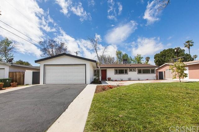 8421 Sunnybrae Avenue, Winnetka, CA 91306 (#SR18090605) :: RE/MAX Empire Properties