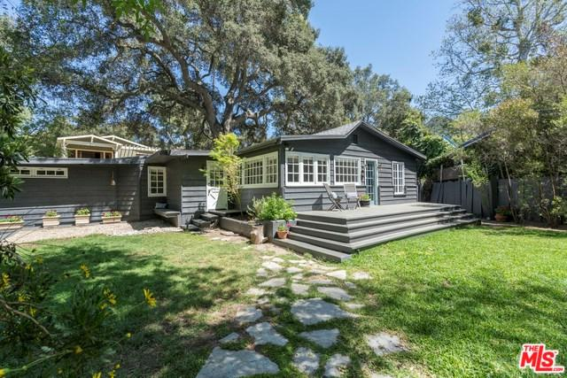 1334 Old Topanga Canyon Road, Topanga, CA 90290 (#18335502) :: The Ashley Cooper Team