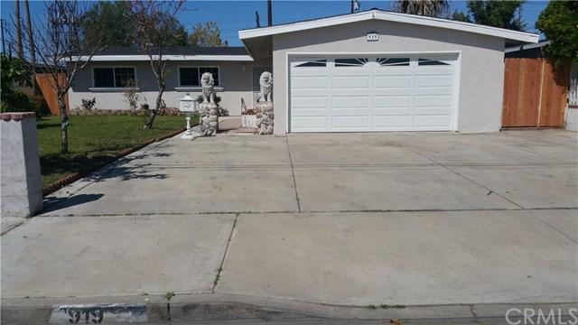 919 S Sherrill Street, Anaheim, CA 92804 (#PW18091205) :: The Darryl and JJ Jones Team