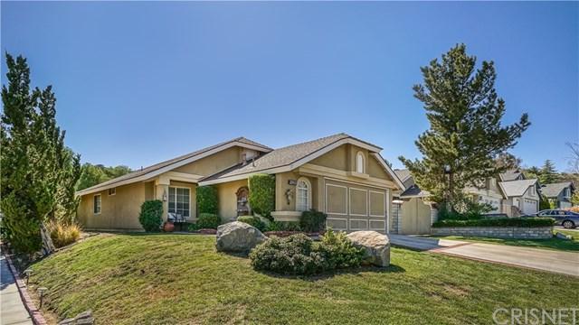 22912 White Pine Place, Saugus, CA 91390 (#SR18089525) :: The Brad Korb Real Estate Group