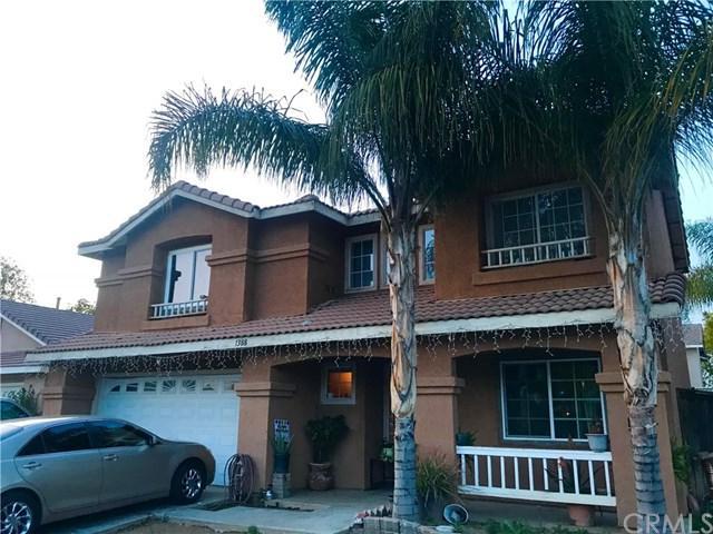 1388 Lilac Ridge Drive, Perris, CA 92571 (#EV18091581) :: Barnett Renderos