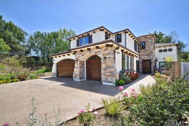 12 Casaba Road, Rolling Hills Estates, CA 90274 (#PV18091667) :: Barnett Renderos