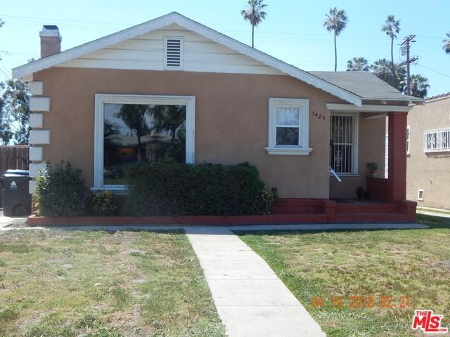 5425 Cimarron Street, Los Angeles (City), CA 90062 (#18335000) :: Kristi Roberts Group, Inc.