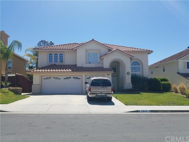 39547 Via Galletas, Murrieta, CA 92562 (#SW18091670) :: Kristi Roberts Group, Inc.