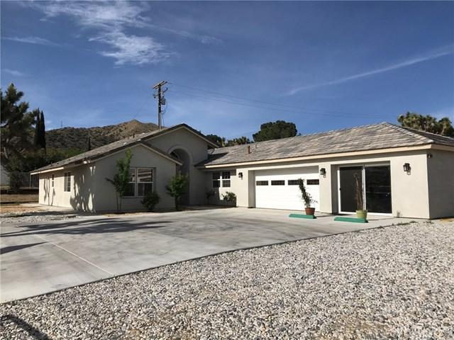 56881 Hidden Gold Drive, Yucca Valley, CA 92284 (#JT18090467) :: RE/MAX Masters