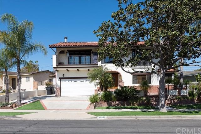 26301 Delos Drive, Torrance, CA 90505 (#SB18090673) :: RE/MAX Empire Properties