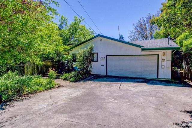 1026 Ivy Street, Chico, CA 95928 (#SN18091610) :: The Laffins Real Estate Team
