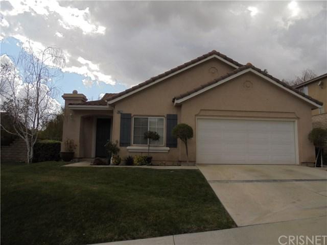 29037 Raintree Lane, Saugus, CA 91390 (#SR18091885) :: The Brad Korb Real Estate Group