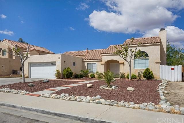 37237 Little Sycamore Street, Palmdale, CA 93552 (#SR18090147) :: Kristi Roberts Group, Inc.