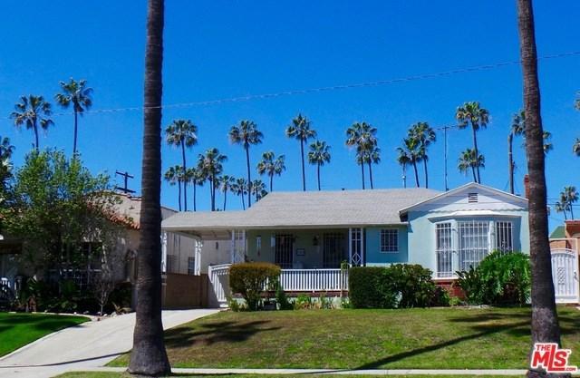 5613 S Rimpau Boulevard, Los Angeles (City), CA 90043 (#18335052) :: Barnett Renderos