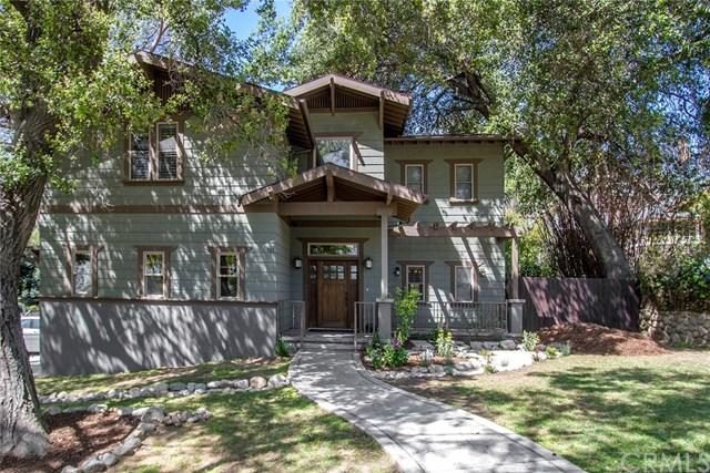 463 Auburn Avenue, Sierra Madre, CA 91024 (#AR18091931) :: Impact Real Estate