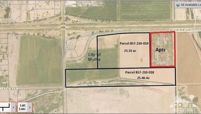 48 Acres On S Intake Boulevard, Blythe, CA 92225 (#218012620DA) :: Impact Real Estate