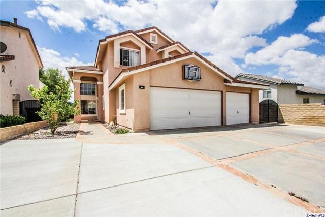 20234 Adriene Way, Saugus, CA 91350 (#318001504) :: The Brad Korb Real Estate Group