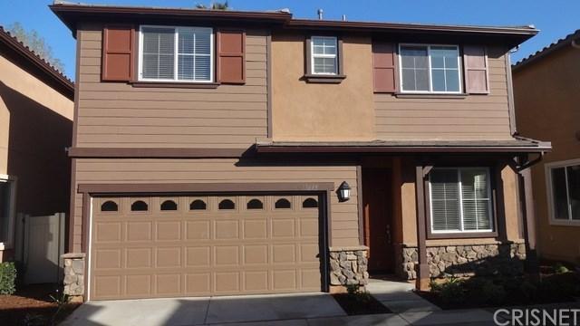 17645 W Sammy Lane, Northridge, CA 91325 (#SR18092086) :: The Brad Korb Real Estate Group