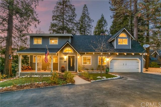 26986 Grass Valley Lane, Lake Arrowhead, CA 92352 (#EV18092154) :: Barnett Renderos