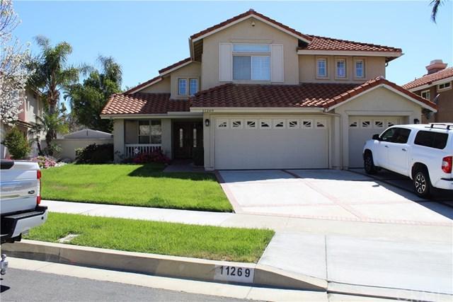 11269 Skyview Lane, Rancho Cucamonga, CA 91737 (#IG18092036) :: Kristi Roberts Group, Inc.