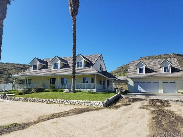 15315 Baker Canyon Road, Canyon Country, CA 91390 (#SR18091707) :: The Brad Korb Real Estate Group