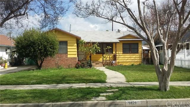 1421 3rd Street, La Verne, CA 91750 (#TR18092227) :: RE/MAX Masters