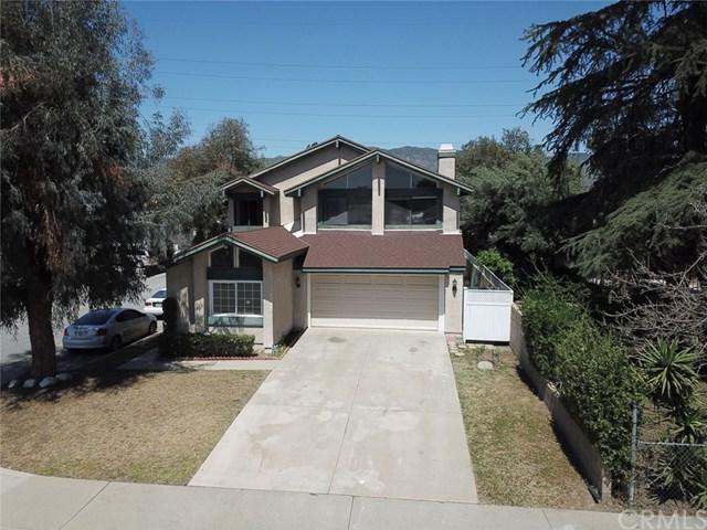1124 S Bender Avenue, Glendora, CA 91740 (#PW18092314) :: Barnett Renderos